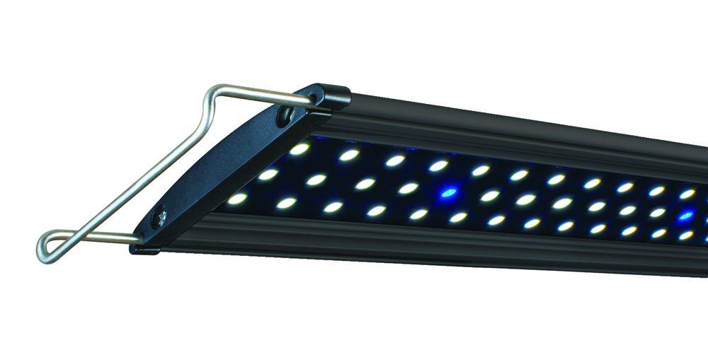 Lifegard Aquatics Ultra Slim Freshwater LED Light, 60''