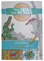 Coloring Books They Never Have My Name Drawing Book