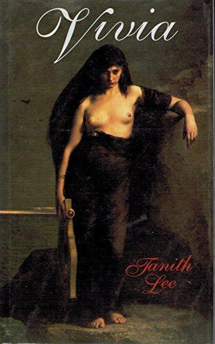book cover of Vivia