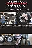 "Centramatic Pair of 22.5"" Drive Axle Wheel Balancer"