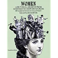 Women: A Pictorial Archive from Nineteenth-Century Sources (Dover Pictorial Archives)