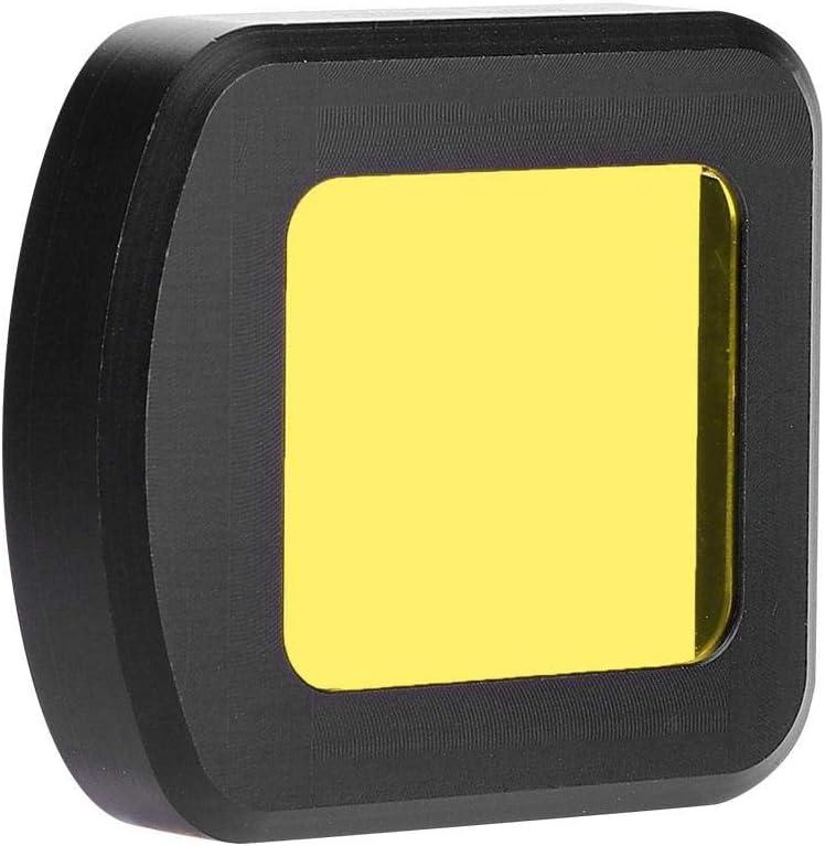 Yoidesu Professional Lens Filter Kit,Red//Yellow//Purple UV Filter Kit for Sjcam SJ8 //Pro//Plus//Air Action Camera on Waterproof Housing Case 3 Colors