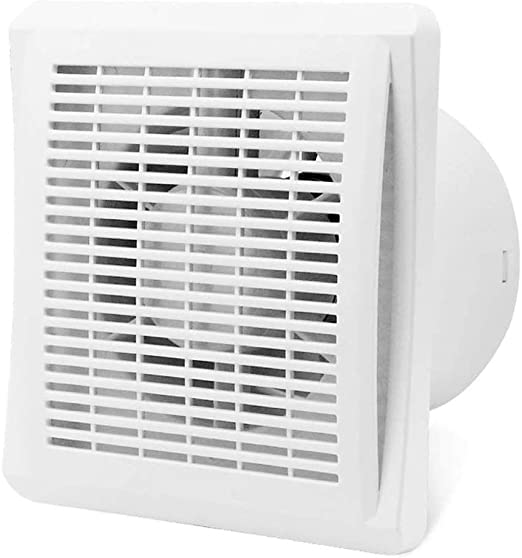 MHRCJ Ventilación Ventilador montado bajo Ruido Extractor de Hogares de ventilación del Ventilador Ventana Tipo Ventilador, Aseo Baño de Cocina: Amazon.es: Hogar