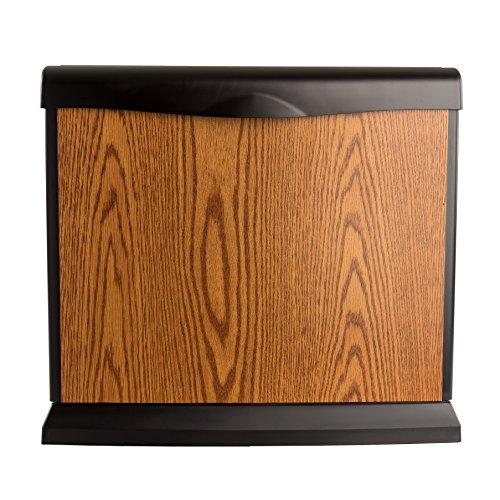 AIRCARE EA1407 Digital Whole-House Console-Style Evaporative Humidifier, Honey Oak by Essick Air