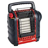 Mr. Heater F232050 MH9BX Portable Buddy Heater Massachusetts And Canada Version 4,000-9,000 BTU