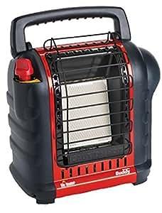 Mr. Heater F232050 MH9BX Portable Buddy Heater Massachusetts And Canada Version 4,000-9,000 BTU