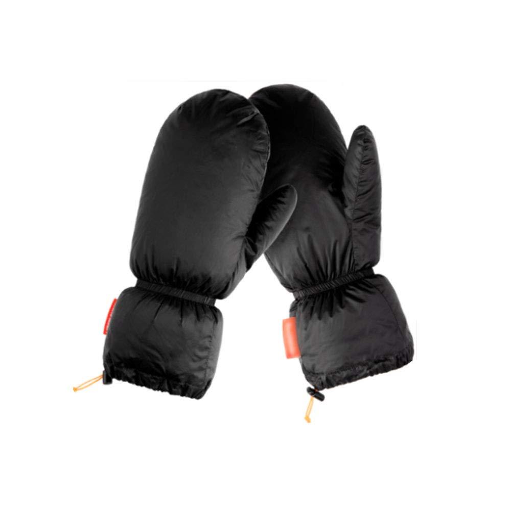 BFQY FH Outdoor-Handschuhe, Weibliche Männer Wasserdichte Warme Winterski Kalte Handschuhe