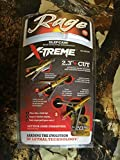 Rage Extreme 2-Blade Broadhead 100gr 2.3in. Cut 3pk 5100051000