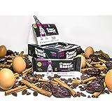 (12 Count) PALEO Ranch Protein MEGA BAR, Cage Free Egg White Protein, Collagen, Non-GMO, Gluten Free, 2.54 Ounce, Cinnamon Raisin