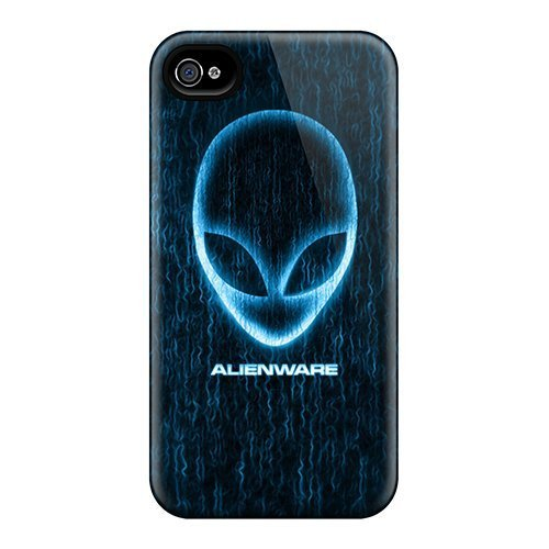 Anti-Scratch Hard Cell-phone Case For iphone 6 4.7 (NSJ15873MjNc) Custom Colorful Alienware Image