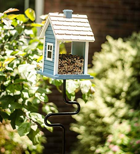 Auger Birdhouse Bird Feeder Pole Stand by Garden Auger Technologies (Image #2)