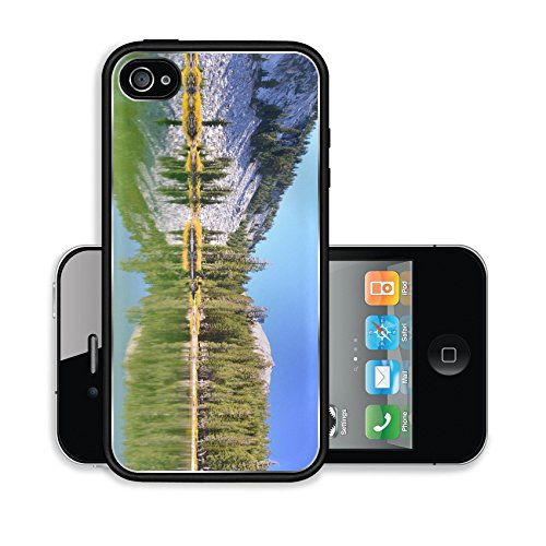 iPhone 4 4S Case Cliff Lake Image 15262230779