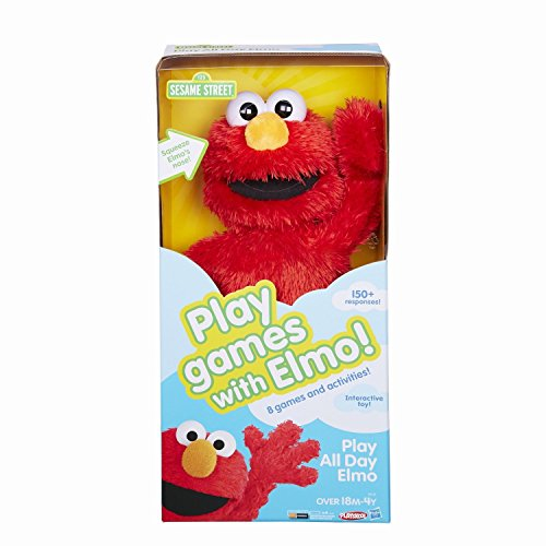 Playskool Sesame Street Play All Day Elmo (Discontinued by manufacturer)