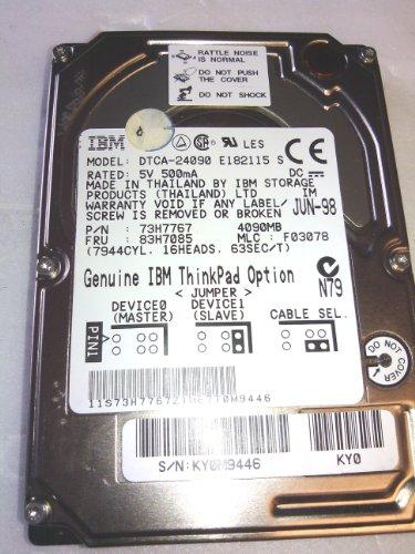 IBM DTCA-24090 E182115 S 2.5