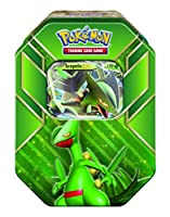 Sceptile Hoenn Power Tin (Pokmon Trading Card Game)
