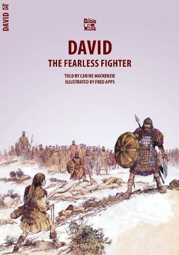 Download David: The Fearless Fighter (Bible Wise) ebook