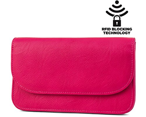 mundi-slim-womens-envelope-clutch-wallet-with-rfid-blocking-technology-and-smartphone-pocket-pink