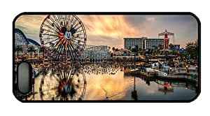 Hipster iphone 5 case buy paradise pier disneyland PC Black for Apple iPhone 5/5S