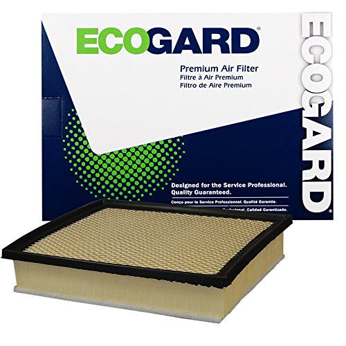 - ECOGARD XA10242 Premium Engine Air Filter Fits Toyota Tundra, Tacoma, Sequoia