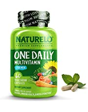 NATURELO One Daily Multivitamin for Men