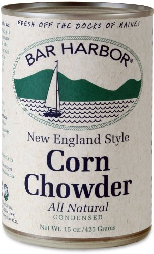 Bar Harbor Corn Chowder, 15 Ounce (Pack of 6)