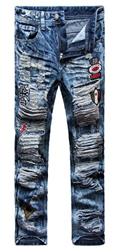 Cool Mens Jeans - 3