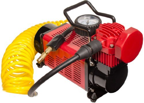 Q Industries MV50 SuperFlow High-Volume 12-Volt Air Compressor by Q Industries