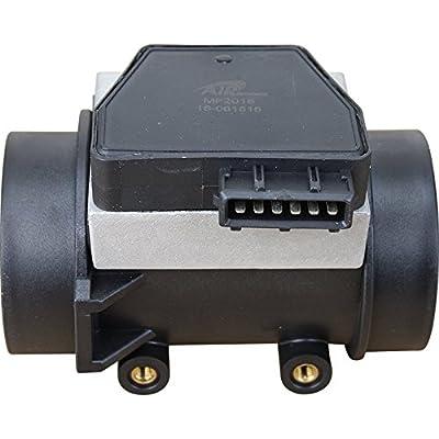 AIP Electronics Premium Mass Air Flow Sensor MAF AFM Compatible Replacement For 1989-1995 Volvo 240 740 760 780 0280212016 0986280101 Oem Fit MF2016: Automotive