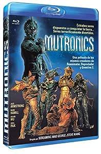 Mutronics [Blu-ray]: Amazon.es: Greg Joung Paik, Jimmie ...