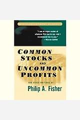 Common Stocks and Uncommon Profits Audible Audiobook
