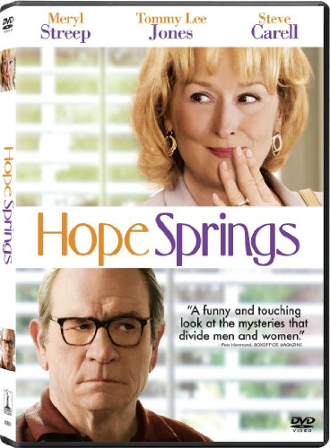 DVD : Hope Springs (Ultraviolet Digital Copy, Dubbed, Widescreen, Dolby, AC-3)