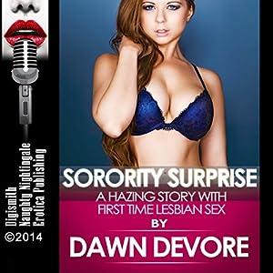 Sorority Surprise Audiobook
