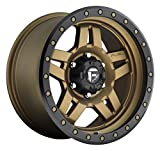 fuel anza wheels - Fuel D583 Anza 17x8.5 6x139.7 -6mm Bronze Wheels Rims