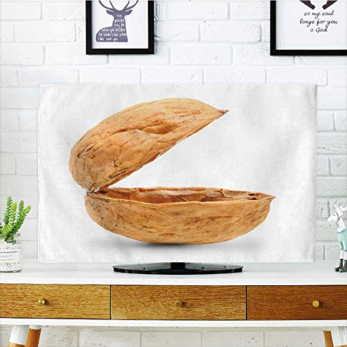 Philiphome Cover for Wall Mount tv Empty Nutshell Original case for Your Surprise Cover Mount tv W30 x H50 INCH/TV 52