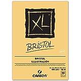 Bloco de Papel para Desenho Bristol XL 180g/m² A4 50 folhas