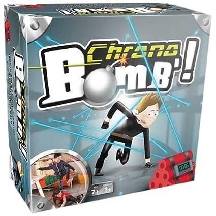 Unbekannt Dujardin 41299 Action-Spiel – Reflex und Chrono Bomb
