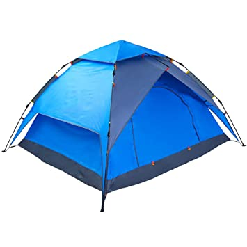 Large 5 8 Family Camping Waterproof Tent | Tunnel tent