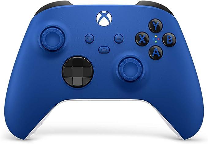 Bộ điều khiển không dây Xbox mới - Shock Blue