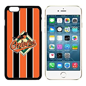 MLB Baltimore Orioles Iphone 6 and 6 Plus Case Cover