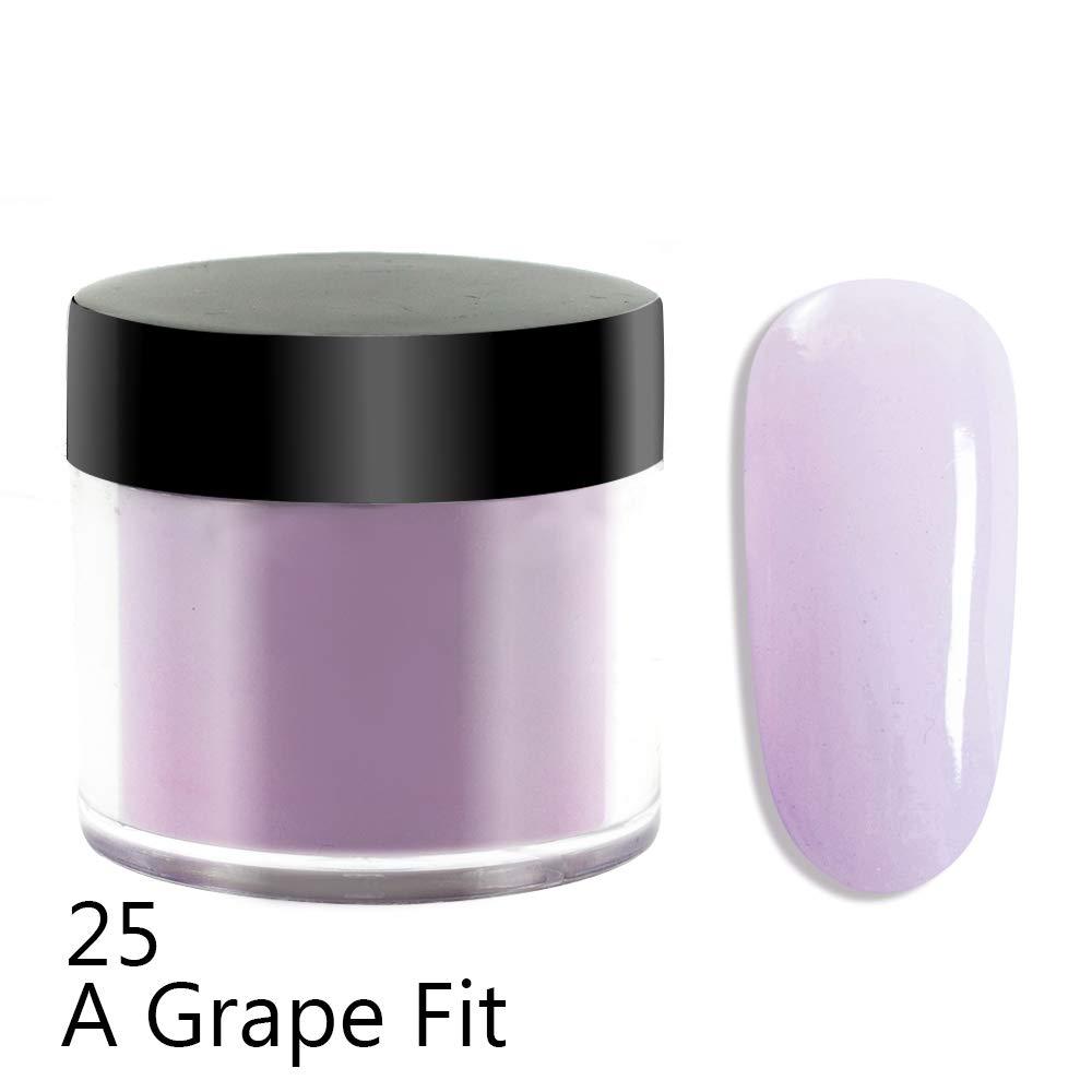 BNG Nail Dip Powder Professional Manicure Tools, Natural Dry, No Nail Lamp Curing, 1 oz (21 Red Alert)