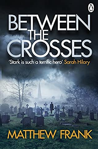 book cover of Between the Crosses