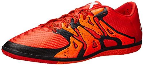 Adidas Performance Heren X 15.3 In Voetbalschoen Vet Oranje / Wit / Zonne-sinaasappel