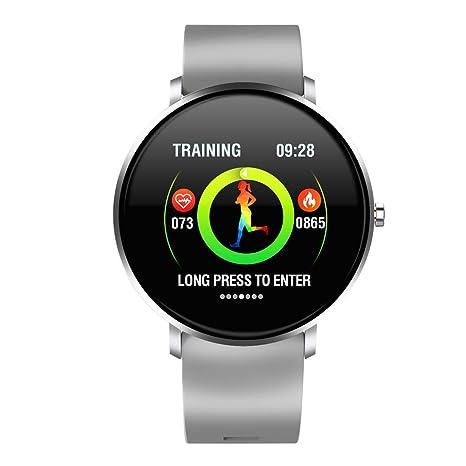 WLPT Reloj Inteligente con Pantalla táctil, F25 SmartWatch ...
