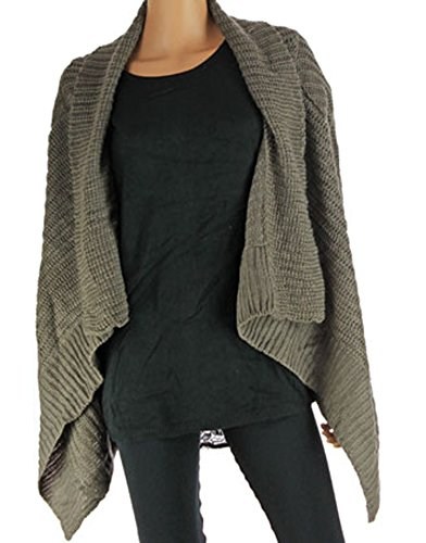 ann-taylor-womens-brown-open-cardigan-s-m-l-xl-medium