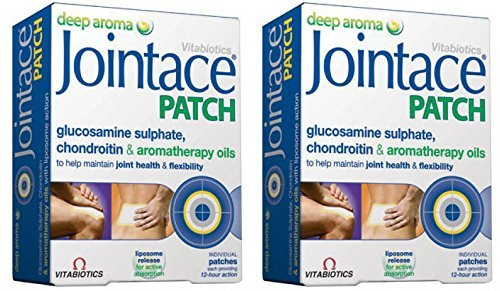 Vitabiotic 2 Pack – Jointace Patch 8 Patches 2 Pack Bundle
