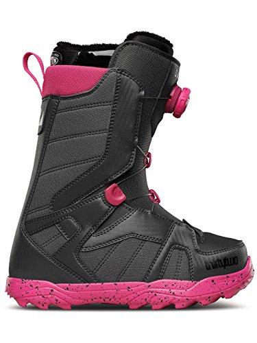 Thirtytwo STW Boa Women's Snowboard Boots, Grey, Size (Snowboard Boot Women)