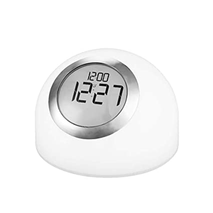 Amazon.com: XuYuanJia-Alarm Clocks Reloj Despertador ...