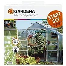 Gardena 1403 Micro Drip Starter Set for Greenhouses