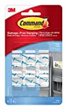 Tools & Hardware : Command Fridge Clips, Clear, 6-Clips (17210CLR)