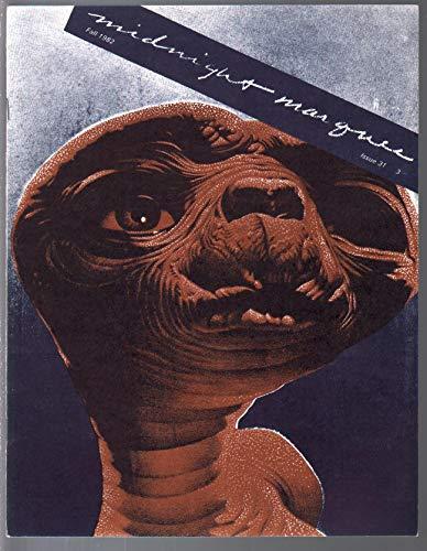 Midnight Marquee #31 1982-ET cover-horror fanzine-Halloween films-VF/NM -